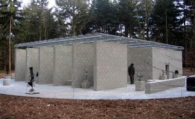 The Aldo van Eyck Pavilion