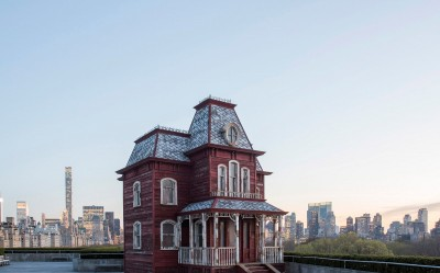 Resurrection of the 'Psycho' house