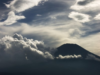 Iconic Fuji